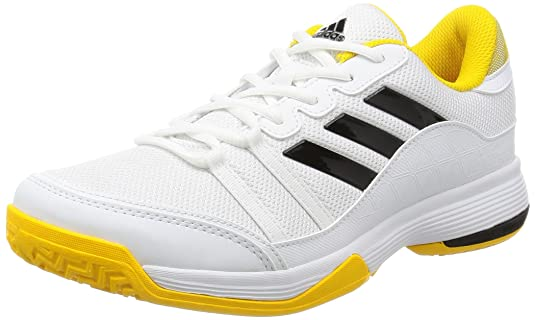 adidas Barricade Court, Zapatillas de Tenis para Hombre: Amazon.es: Zapatos y complementos
