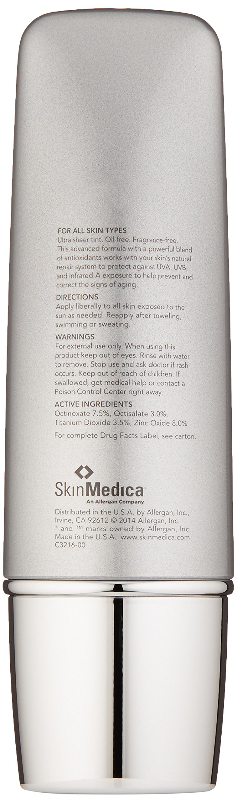 SkinMedica Total Defense Plus Repair SPF 34 Sunscreen Tinted, 2.3 oz. by SkinMedica (Image #5)