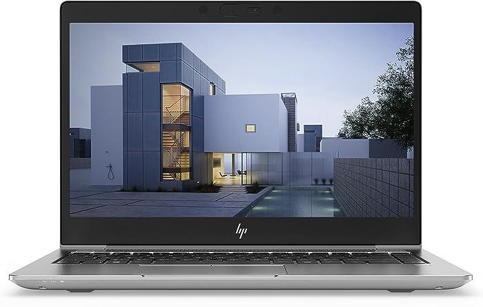 HP ZBook 14u G5 14' Touchscreen LCD Mobile Workstation - Intel Core i5 (8th Gen) i5-8350U Quad-core (4 Core) 1.70 GHz -