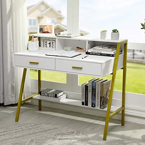 Tiptiper Computer Desk