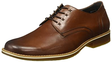c310c3123c Amazon.com | Flexi Jeremy 92401 Men's Genuine Tan Leather Classic ...