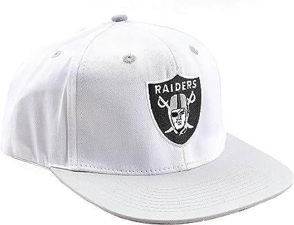 Reebok Retro LA Los Angeles Raiders Snapback Hat Cap - Gorra para ...