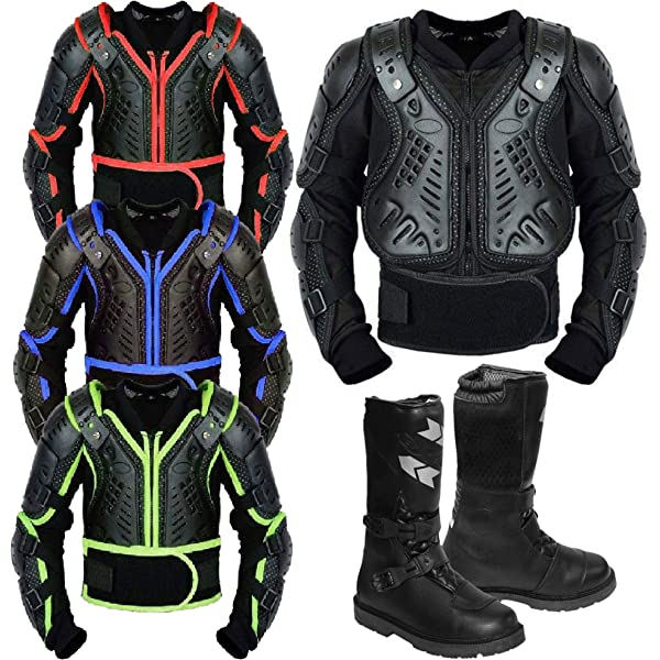 Pro First MB Kids-Armour Suit
