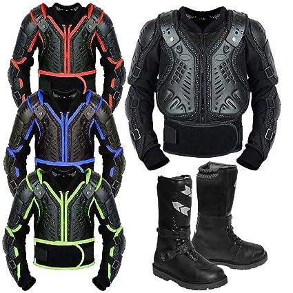 REXTEK Armors de motocicleta para niños, para motocicleta ...