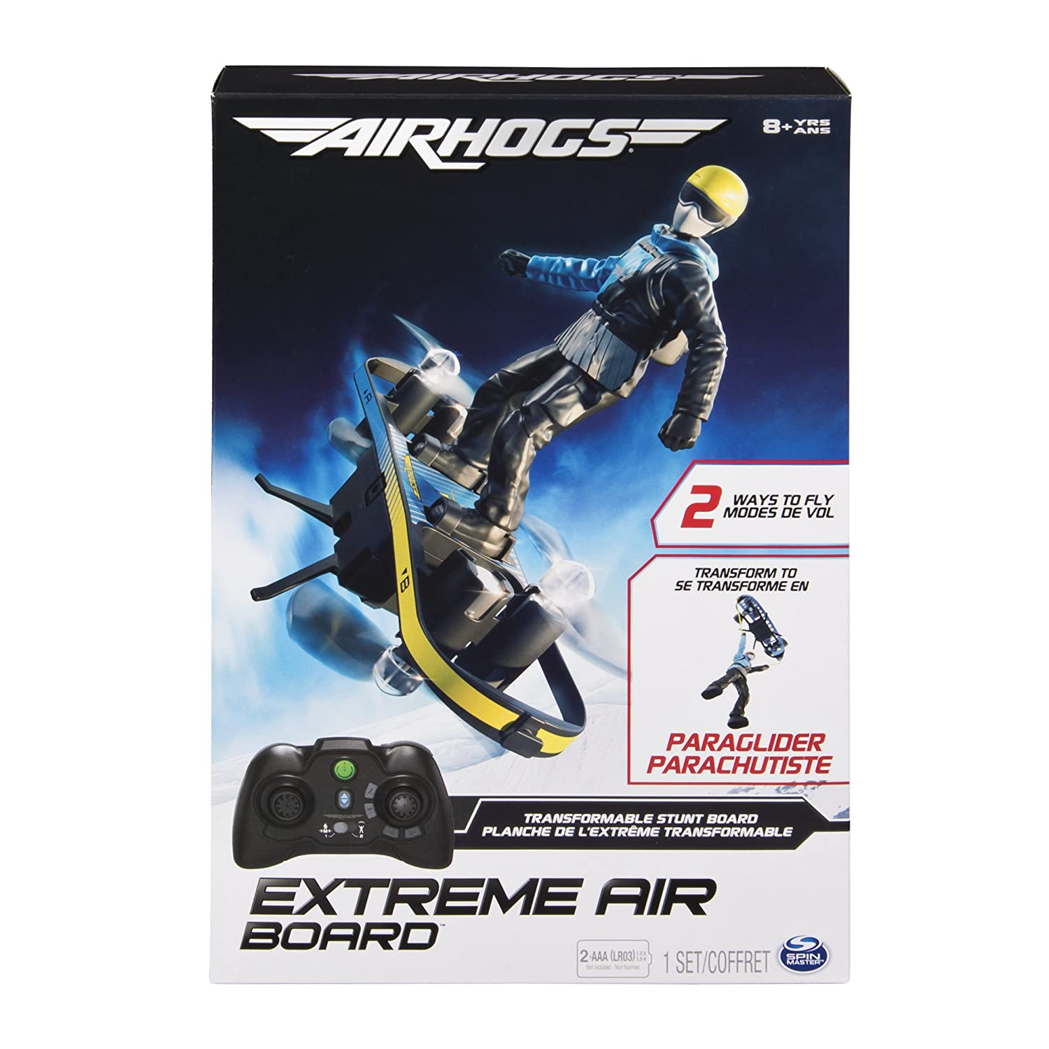 Air Hogs Extreme Air Board: Amazon.es: Juguetes y juegos