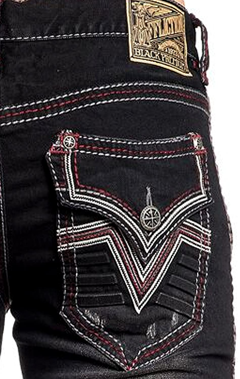 Affliction Ace V Springfield Slim Straight Denim