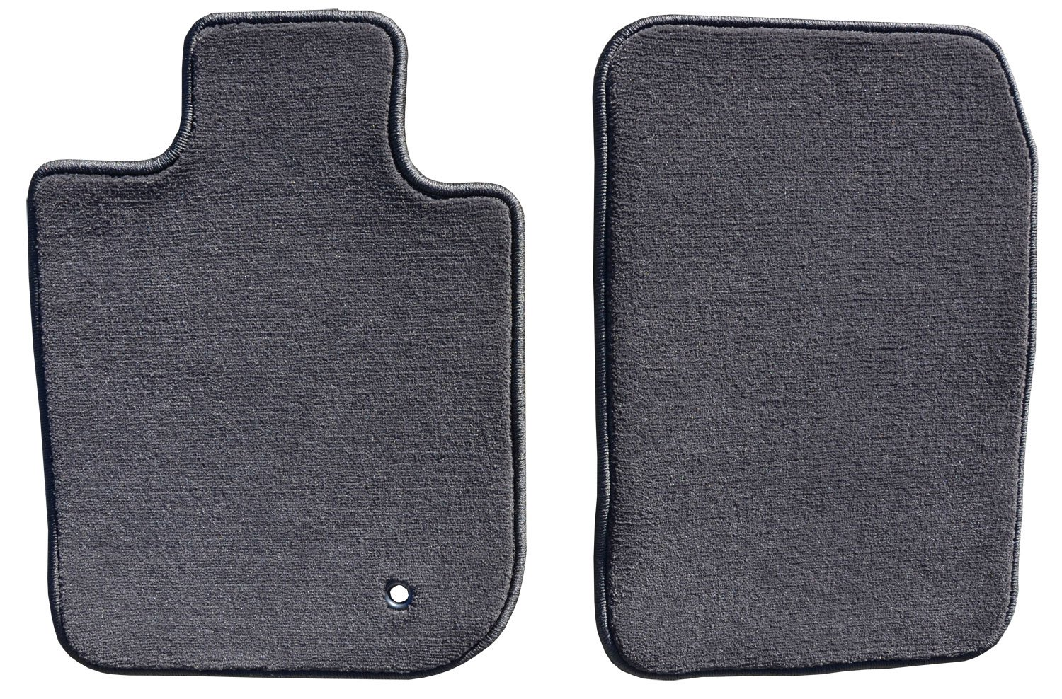 Polypropylene Fiber Charcoal GG Bailey D2422A-F1A-CC-CHAR Front Set Custom Fit Car Mat for Select Chrysler Town /& Country Models