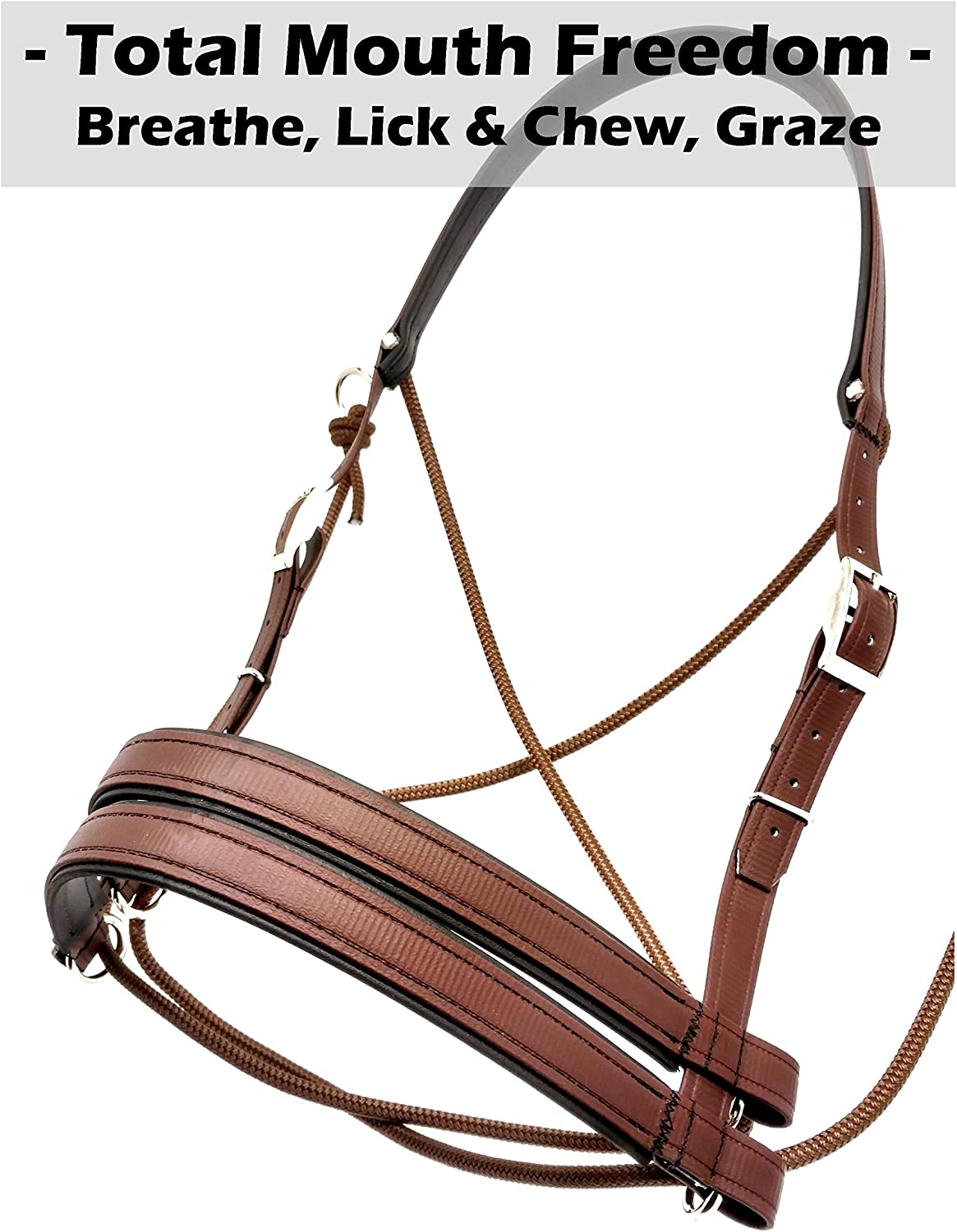 Ultimate Bitless Bridle