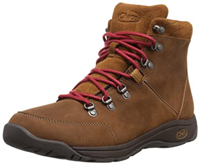 2f09c92d9bc8 Chaco Roland Boot Men 7 Bronze Brown