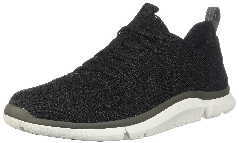 CLARKS Men's Triken Run Sneaker B071ZRLLFK 9 M US|Black Combi