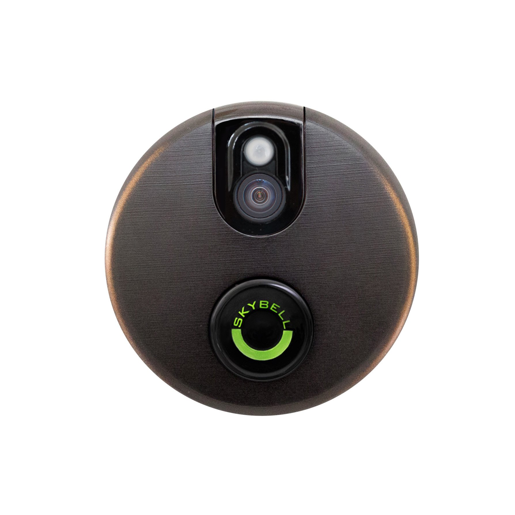 SkyBell Wi-Fi Video Doorbell Version 2.0 Classic (BRONZE) by SkyBell