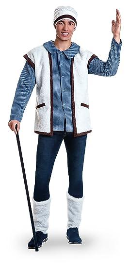 Yuppiyei Disfraz de Pastor talla M-L: Amazon.es: Juguetes y juegos