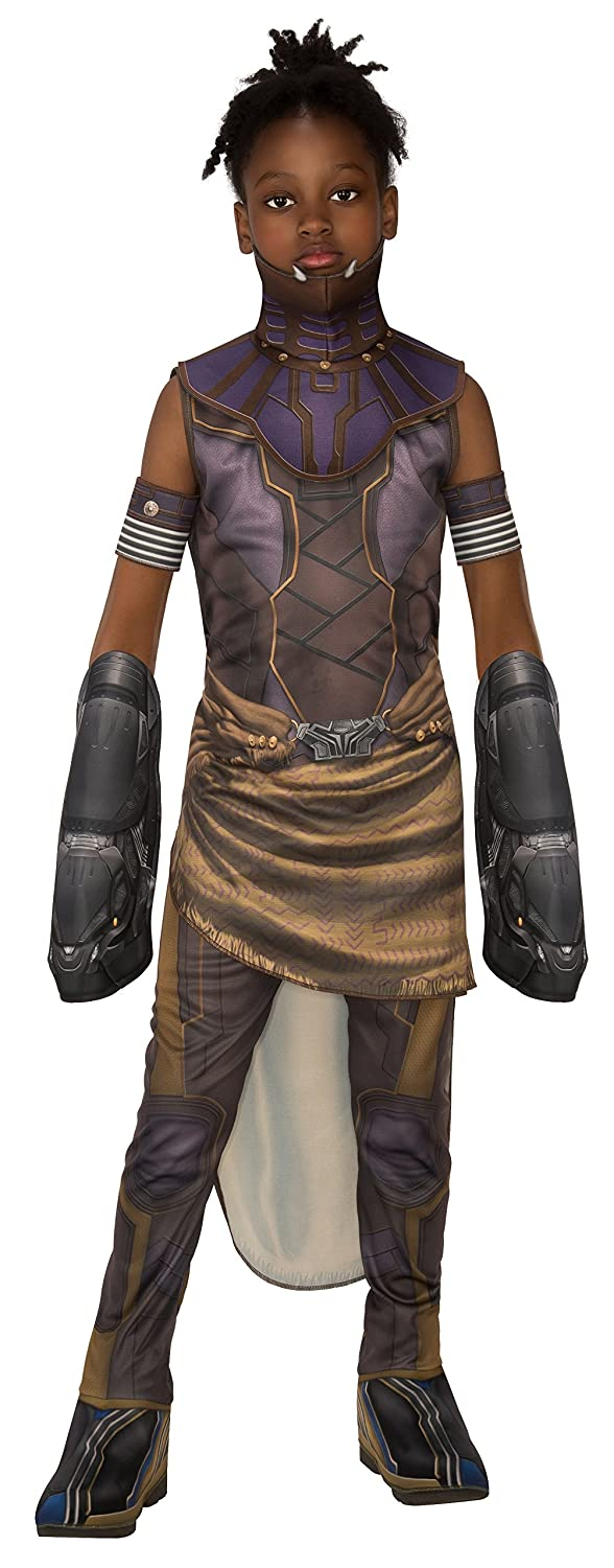 Black Panther Deluxe SHURI Girls Costume