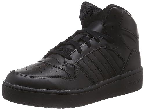 Détails sur Chaussures Baskets adidas femme M Attitude Revive W taille Noir Noire Cuir