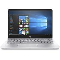 "HP Pavilion 14-bf011ns - Ordenador portátil de 14"" FullHD (Intel Core i7-7500U, 8GB RAM, 1TB HDD, NVIDIA GeForce 940MX-2GB, Windows 10) Plata - Teclado QWERTY Español"