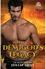 The Demigod's Legacy (Masters of Maria Book 1) Kindle Edition