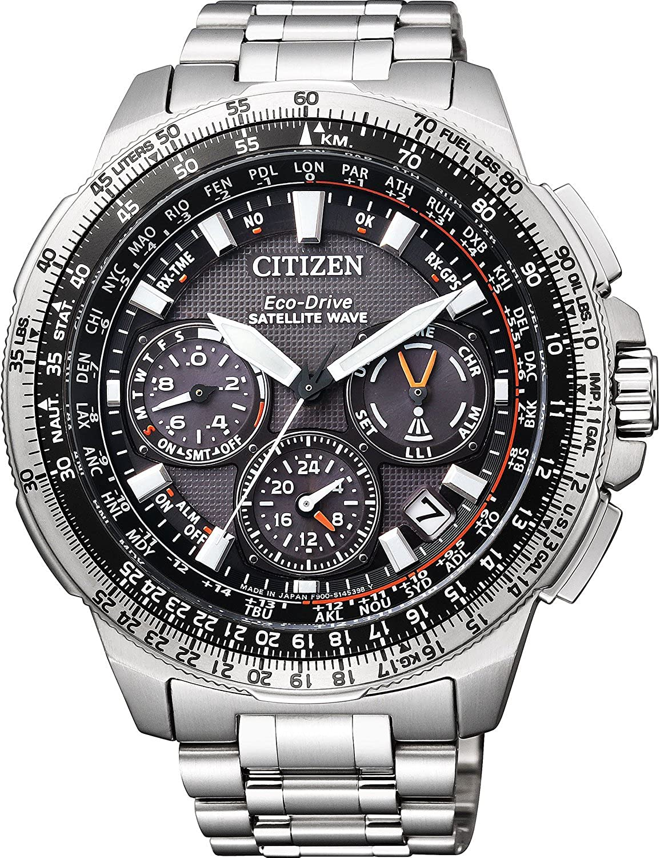 Reloj Citizen F900 Satellite Wawe - GPS