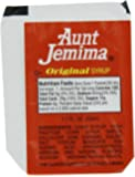Aunt Jemima Original Syrup, 1.1-Ounce Cups (Pack of 100)
