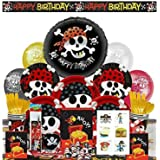 Birthday Bash In A Box Party Supplies (Pirate)