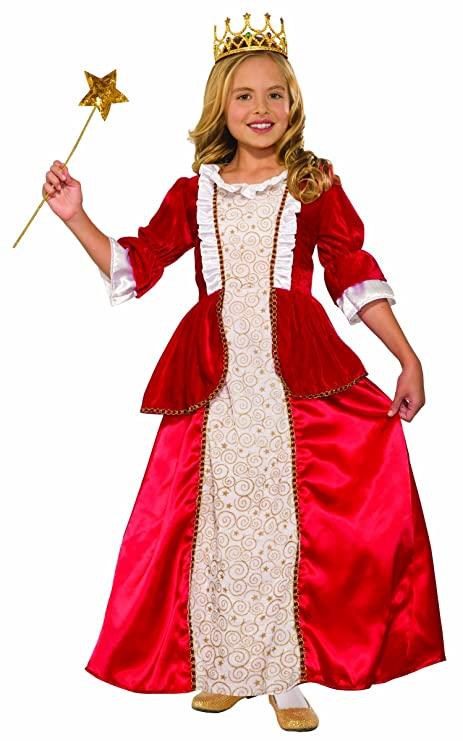 Forum Novelties 80907 Princess Rachel, Red, Large