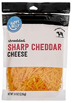 Happy Belly Chopped Form Cheddar Cheese