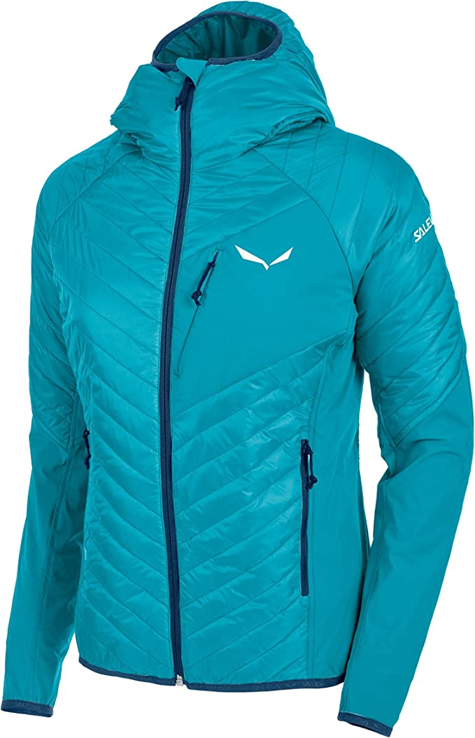 Amazon Com Salewa Ortles Hybrid 2 Prl W Women S Jacket Clothing