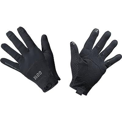 GORE Wear Unisexe Gants de Cyclisme Coupe-vent, GORE Wear Unisexe C5 GORE Wear Unisexe WINDSTOPPER Gloves, Taille: 6, Couleur: Noir, 100125