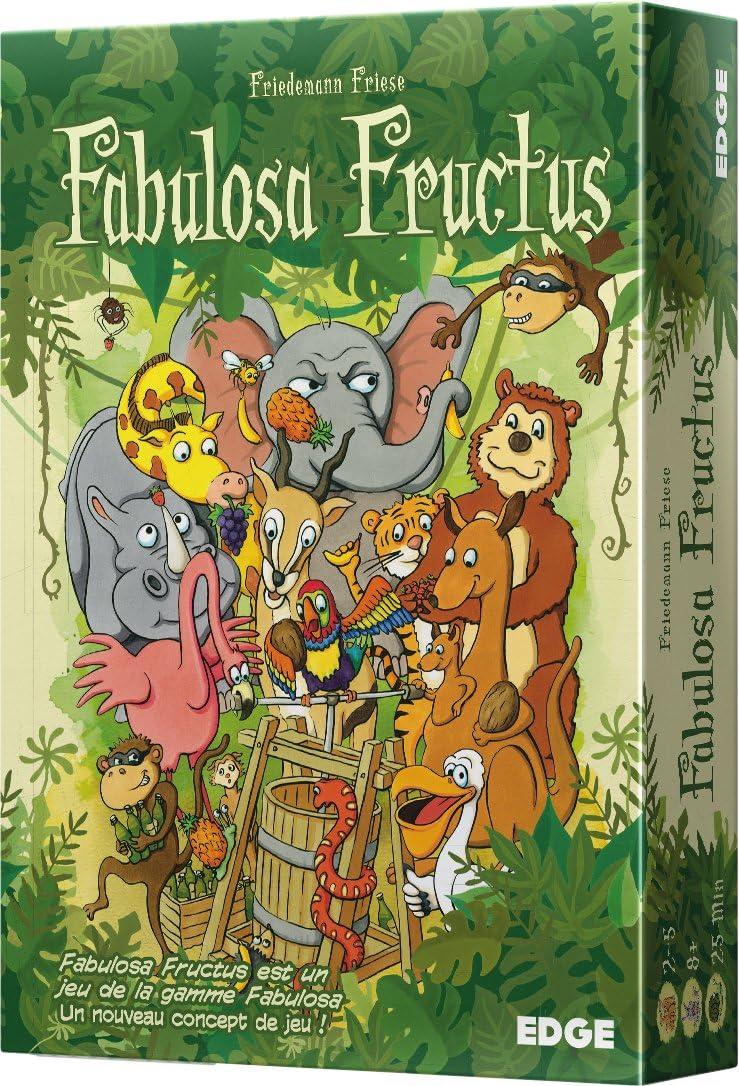 Asmodee Fabulosa uctus: Amazon.es: Juguetes y juegos