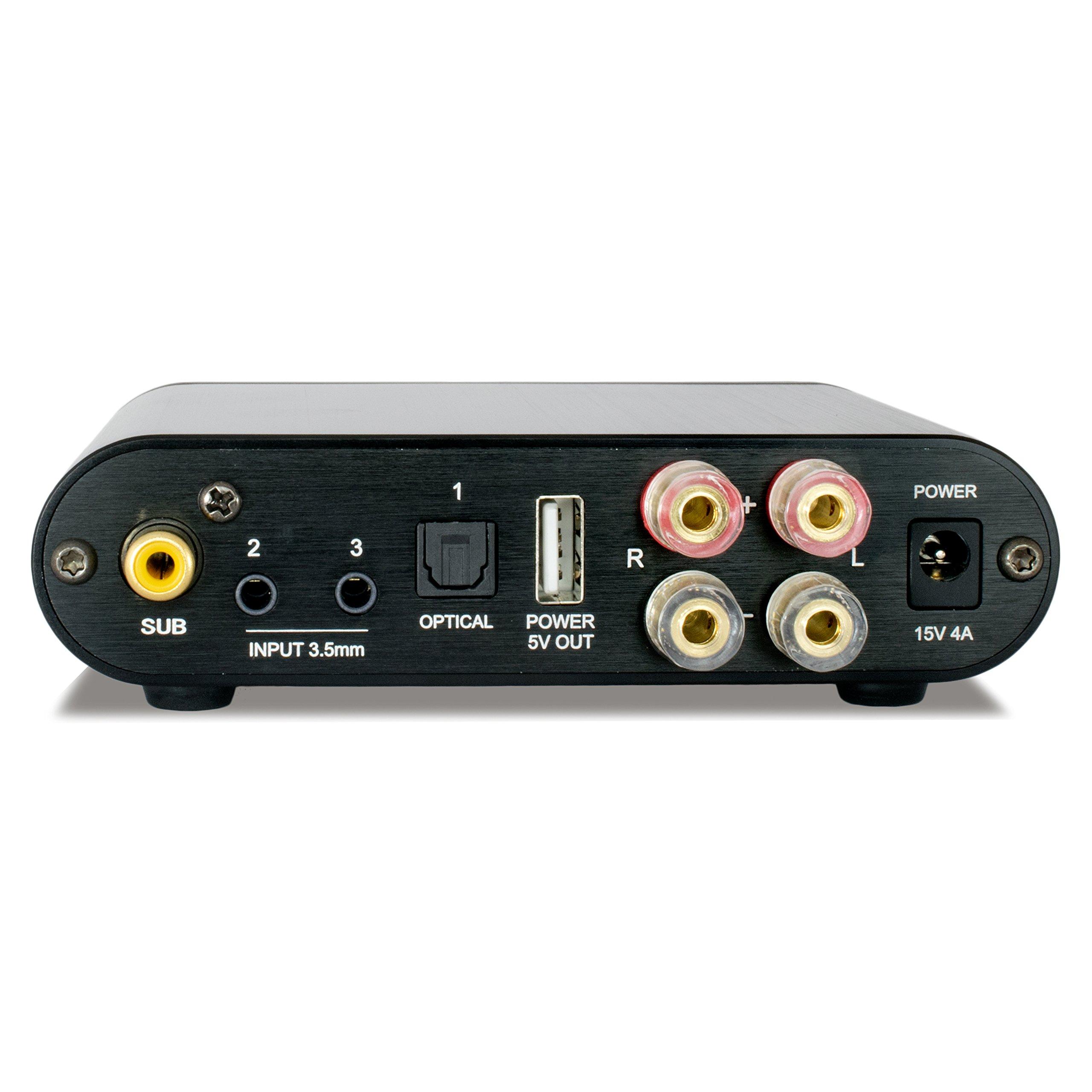 Galleon Orb Audio Booster 50 Watt Mini Integrated