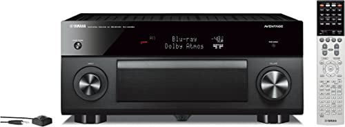 Yamaha AVENTAGE RX-A2060 9.2-Channel Network AV Receiver