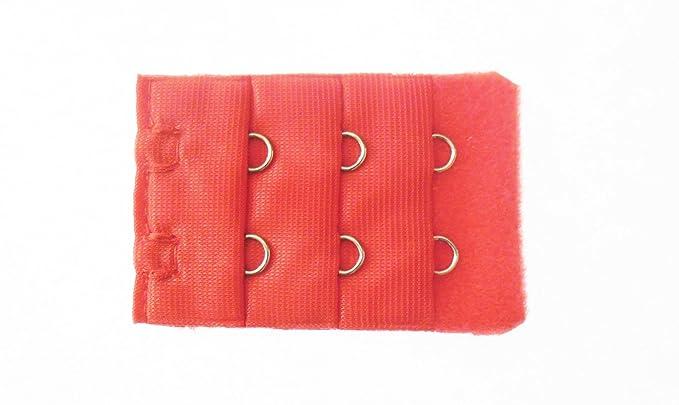 1a5e1593119b3 Générique 1 rallonge rouge extension soutien gorge 2 crochets ...