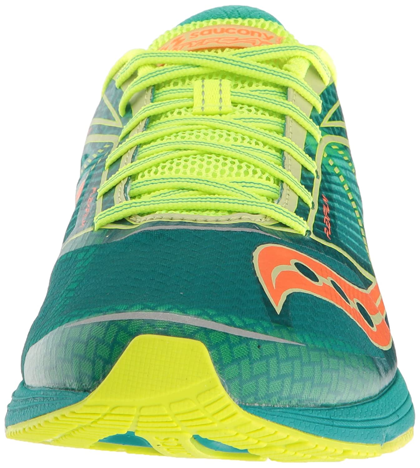 Saucony Type A6 Running Shoes AW16 Green | Citron 7.5 D(M