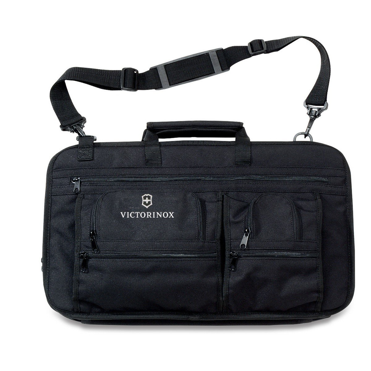 Victorinox Executive Knife Case for 12 Knives, Black