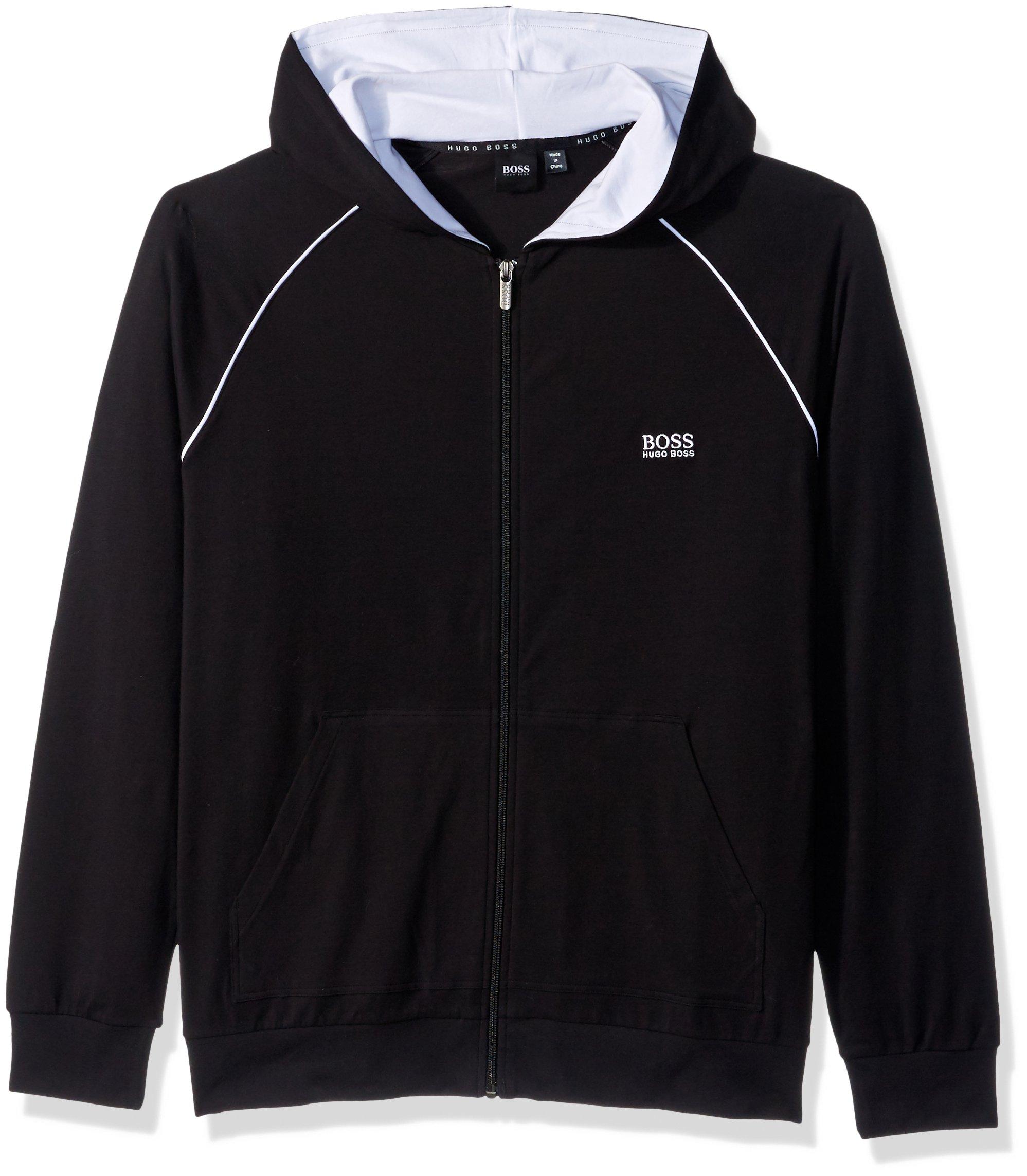 Hugo Boss Boss Men's Mix&Match Jacket H 10143871 02, Black, M