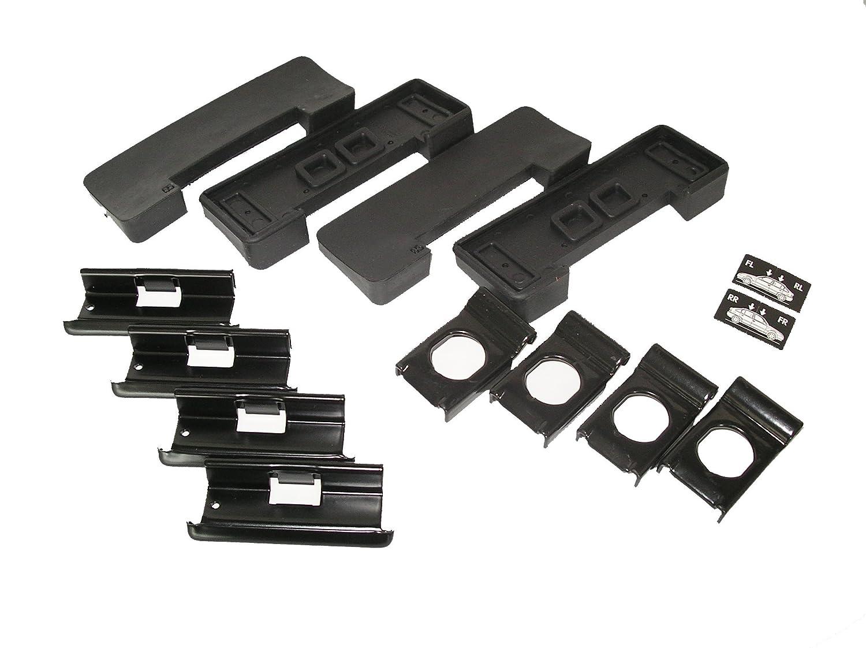 Thule 1311 Montage-Kit f/ür Rapd System Fu/ßsatz 750