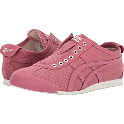 Onitsuka Tiger by Asics Womens Mexico 66 Slip-On Mauve Wood/Mauve Wood Sneaker | Fashion Sneakers