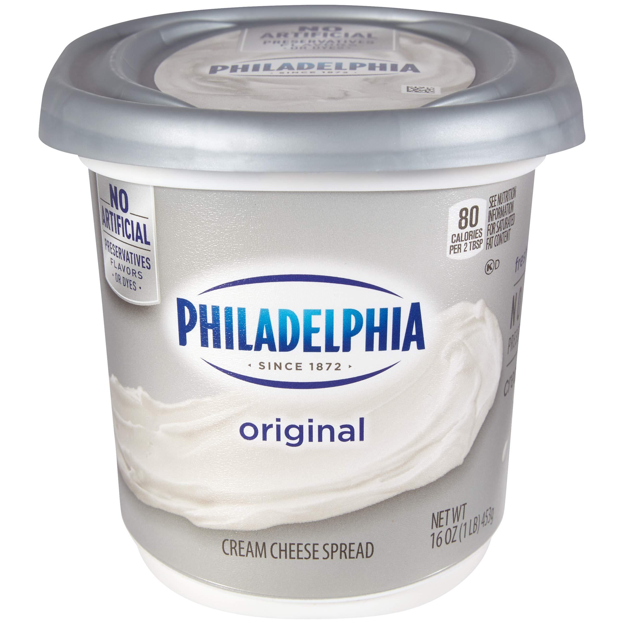 Philadelphia Original Cream Cheese Spread, 16 oz