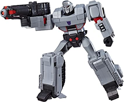 Transformers Alpha Class Megatron Action Figure