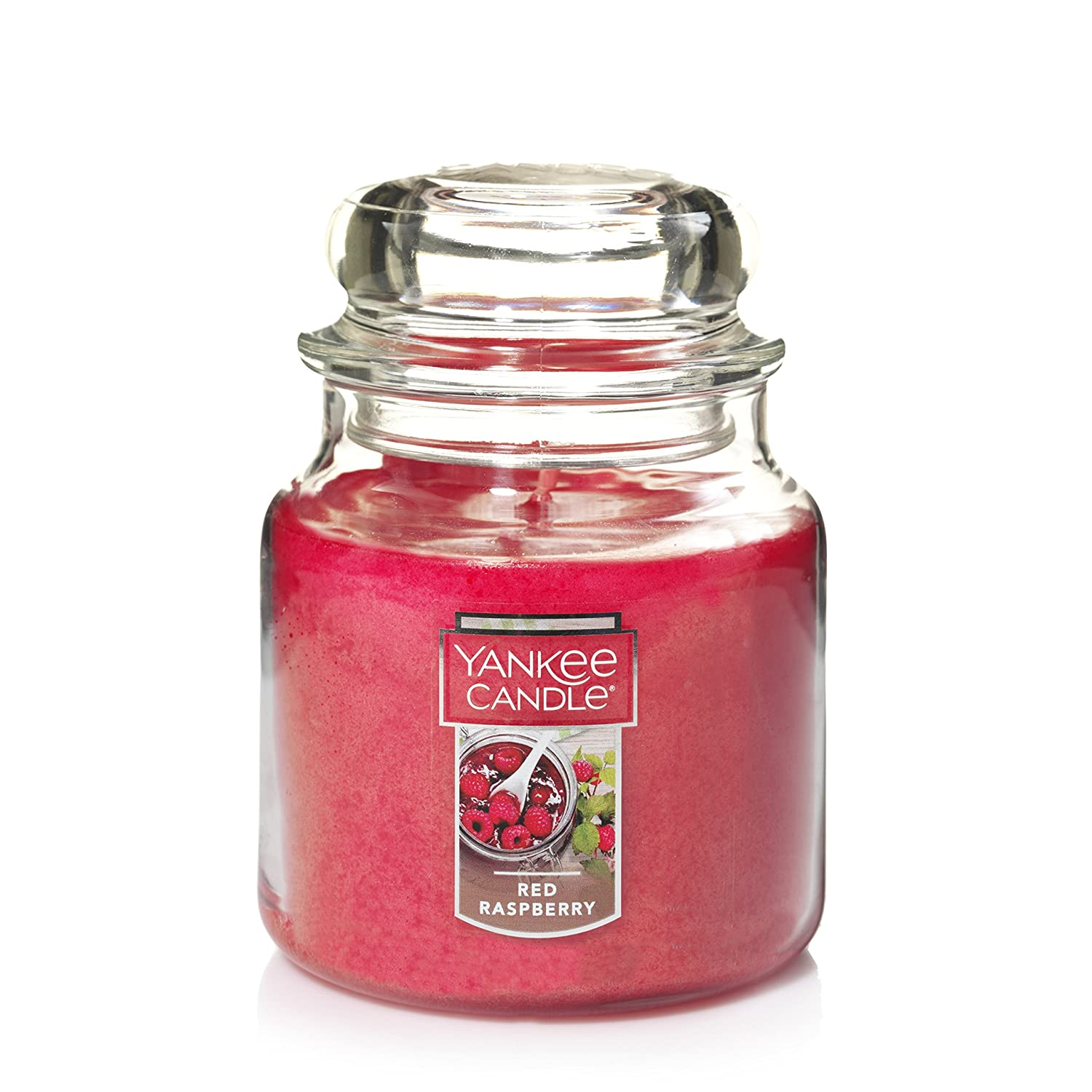 Yankee Candle Large 2-Wick Tumbler Candle, Red Raspberry Yankee Candle Company 1323195