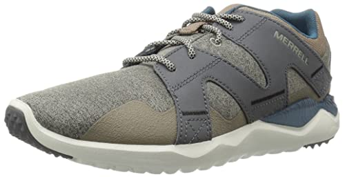 Ladies Merrell 1SIX8 Mesh  Casual Lace Up Trainers