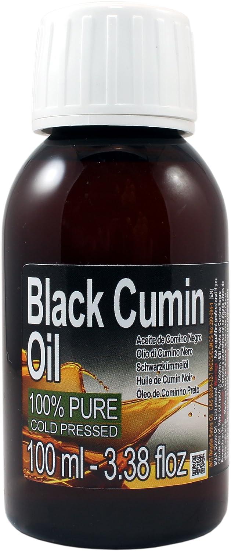 Aceite Puro de Comino Negro 100ml . 100% puro, 100% Natural. Extra ...