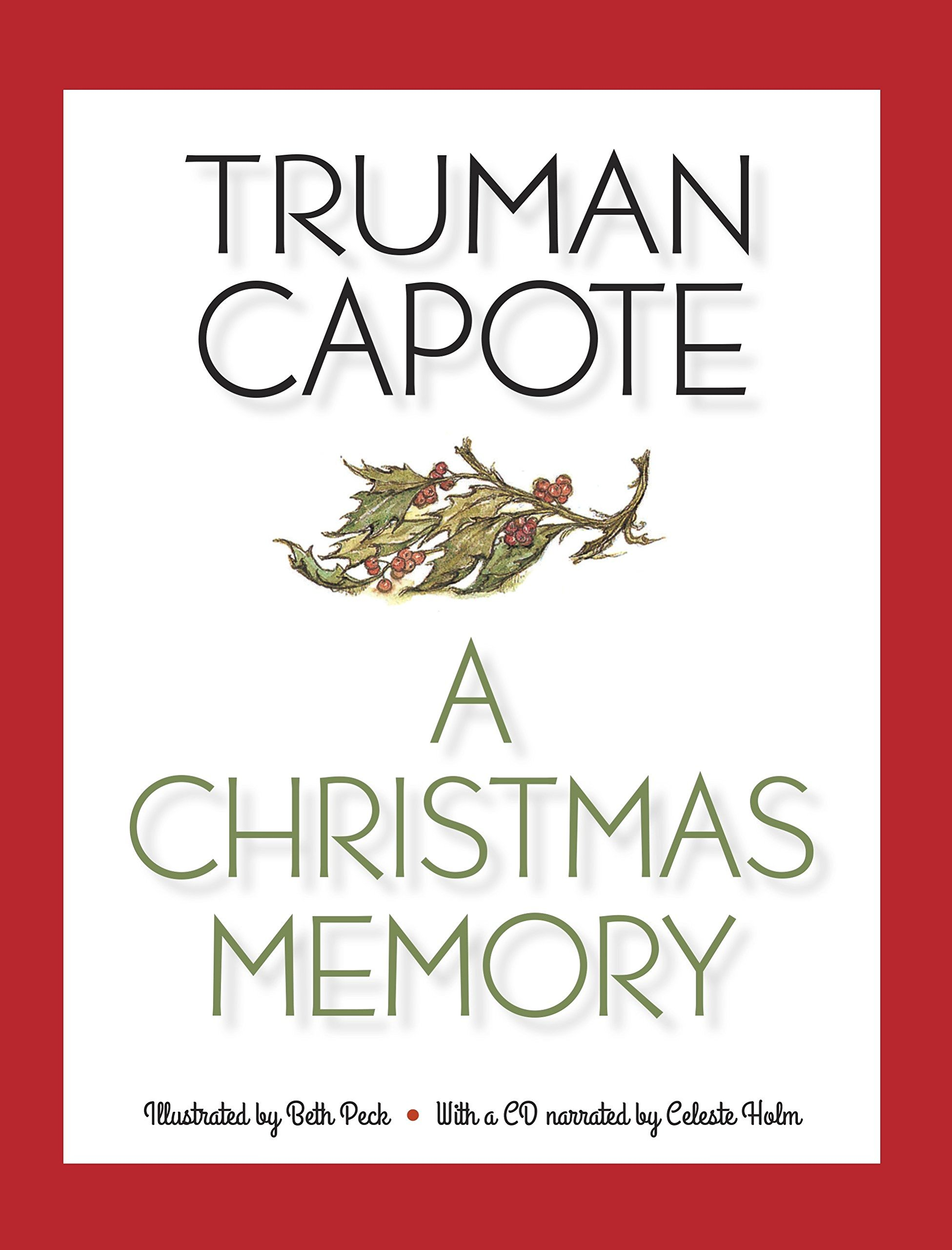 A Christmas Memory (Book & CD): Amazon.de: Truman Capote ...