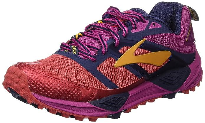 Brooks Cascadia 12, Zapatillas de Running para Asfalto para Mujer: Amazon.es: Zapatos y complementos