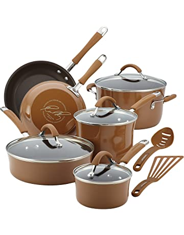 Amazon Com Cookware Sets Home Kitchen
