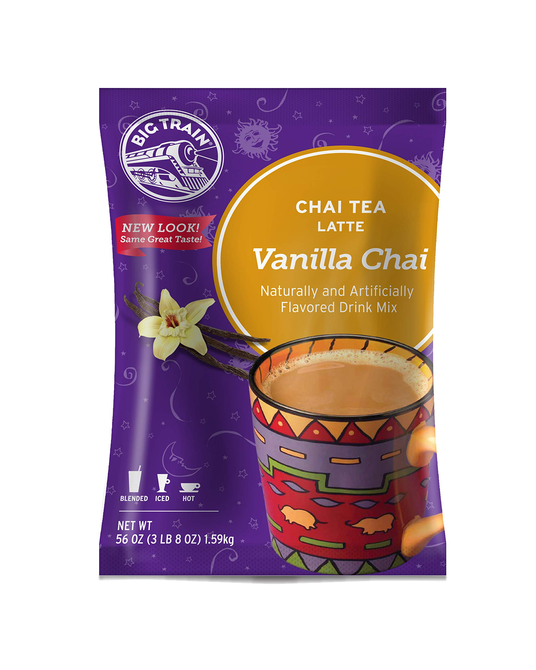 Big Train Chai 3.5 lb Vanilla Chai by Big Train