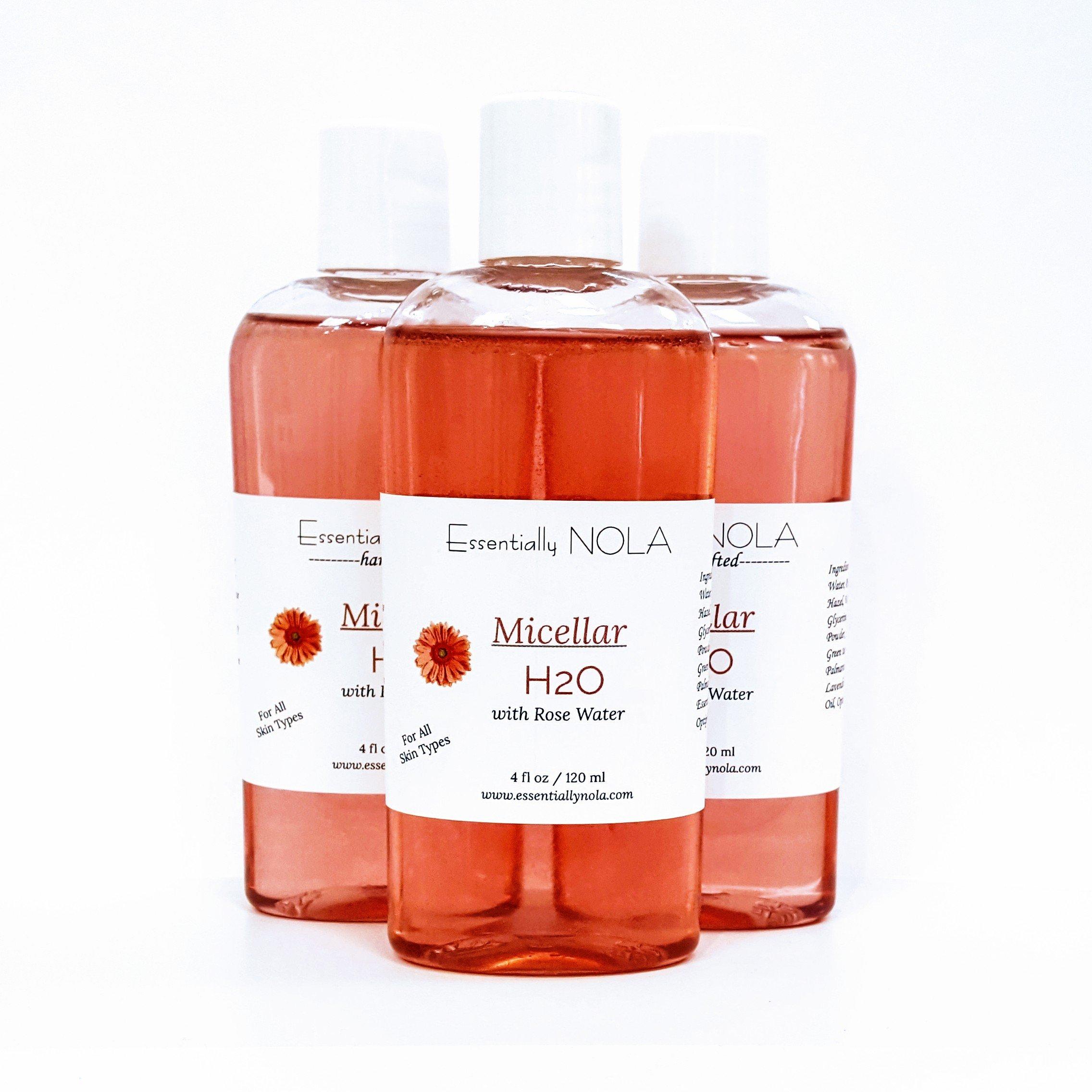 Rose Micellar Water - 4 floz