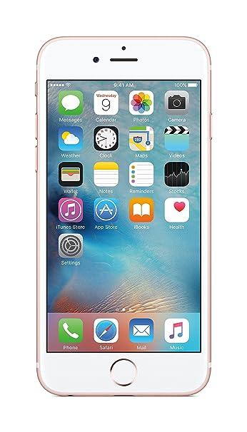 Apple Iphone 6s Rose Gold 64gb