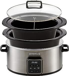 CrockPot Choose-a-Crock One Pot Cooker Choose-a-Crock One Pot Cooker, Stainless, CHP600