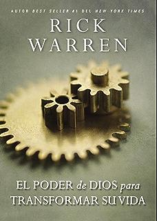 El poder de Dios para transformar su vida (Spanish Edition)