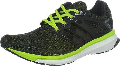 scarpe da corsa uomo running adidas verde
